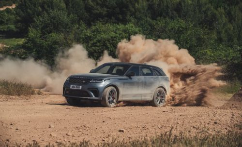 The 2020 Range Rover Velar SVAutobiography Dynamic Makes the Velar Go as Well as it Looks