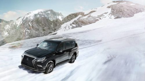 2020 Lexus GX 460 three-row SUV adds bolder grille and more off-road tech