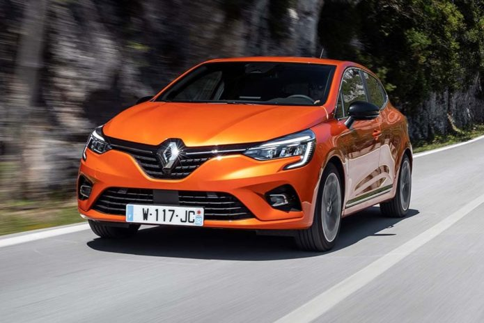 2020 Renault Clio 1.0 TCe 100 Intens Review - International Launch
