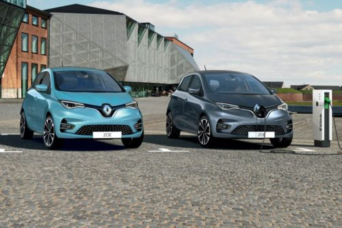 Renault ZOE enters third generation