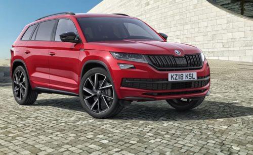 Skoda Kodiaq VRS review: A sporty seven-seat SUV