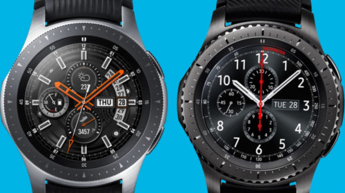 Samsung Galaxy Watch vs Gear S3: The key differences between the smartwatches