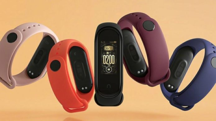 Xiaomi Mi Band 4 launches with color screen, 20-day battery life and $25 price tag