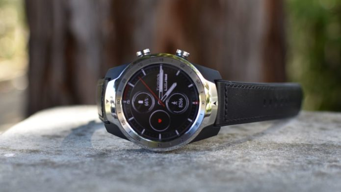 And finally: TicWatch Pro with LTE spotted on Mobvoi's website