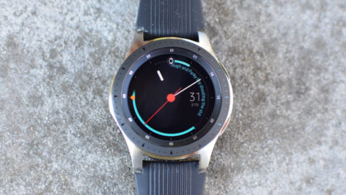 And finally: Samsung Galaxy Watch 2 codename revealed