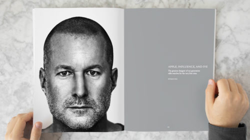 And finally: Jony Ive will still help build future Apple Watches