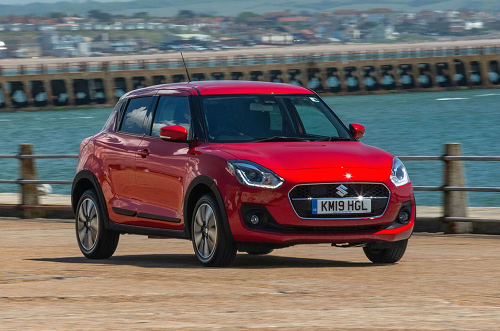 2019 Suzuki Swift SHVS 4x4 FIRST DRIVE review: price, specs and release date