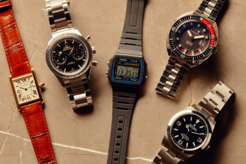 The 50 Best Watches for Men