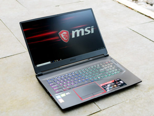 MSI GE75 Raider review – the Raider series just got pretty
