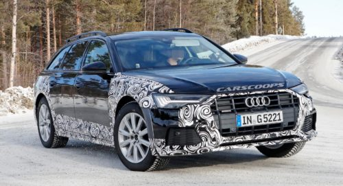 2020 Audi A6 Allroad gets new off-road tech, but still isn't coming to the U.S.