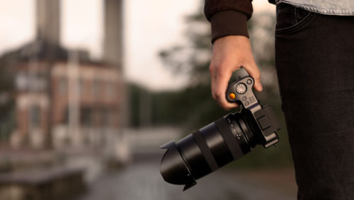 Hasselblad X1D II 50C is a faster, cheaper, more refined medium-format camera