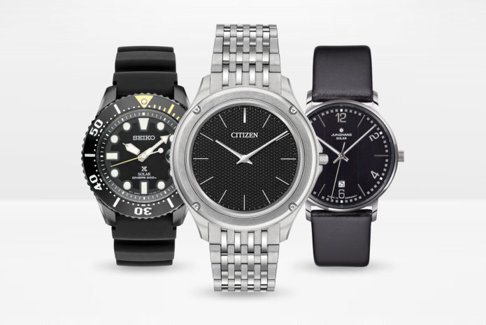 9 Great Solar-Powered Watches for Summer Sun