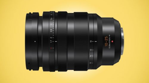 Panasonic makes the Leica DG Vario-Summilux 10-25mm f/1.7 ASPH. official