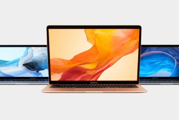The Macbook Air and Macbook Pro could be getting key upgrades