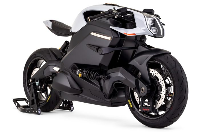 2020 Arc Vector Electric Motorcycle First Look: High-Performance