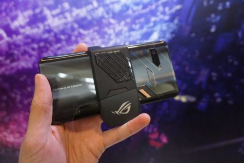 The Asus ROG Phone 2 is coming in July