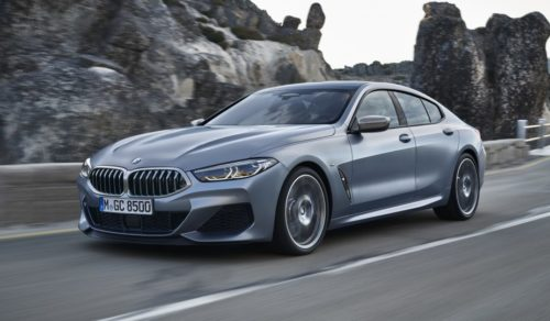 Everything You Need to Know About the 2020 BMW 8 Series Gran Coupe