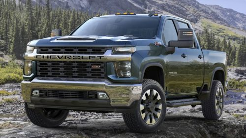 2020 Chevy Silverado 2500HD first drive review