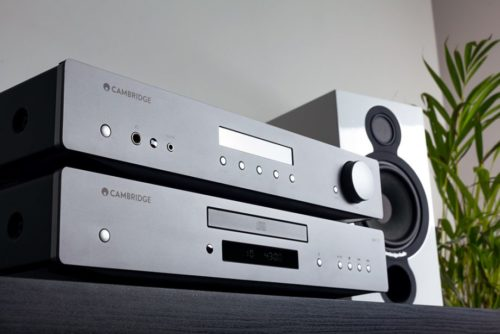Cambridge's new AX range boasts CD players, amplifiers and stereo receivers
