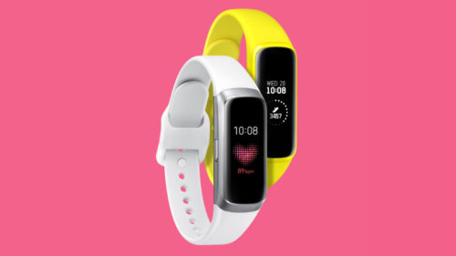 Galaxy Fit vs. Galaxy Watch Active vs. Fitbit Inspire HR