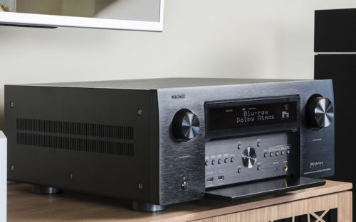 Denon AVR-X8500H 13.2CH IMAX Enhanced AV Receiver Review