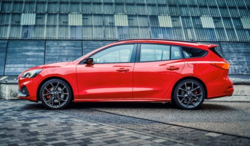 2020 Ford Focus ST will be European Exclusive Sport Wagon