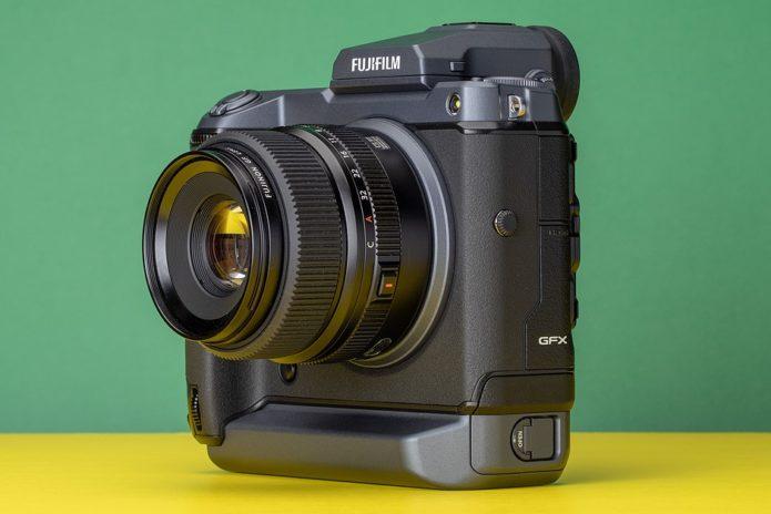 Fujifilm GFX 100 review in progress