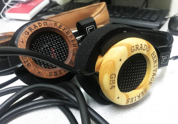 Grado GH4 vs Grado RS2e Comparison Review