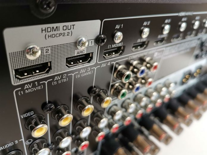 Yamaha RX-A3080 Review