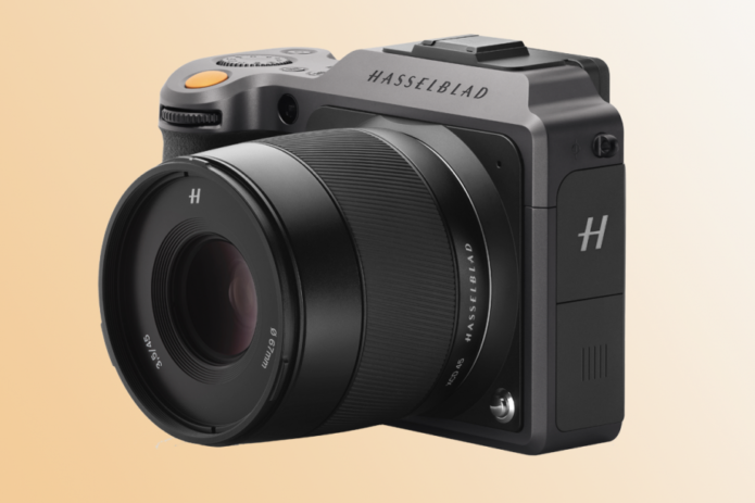 Hasselblad's new X1D II mirrorless camera has a surprisingly low price tag