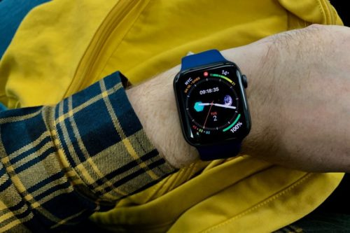 Apple Watch Series 5 band could solve the camera conundrum