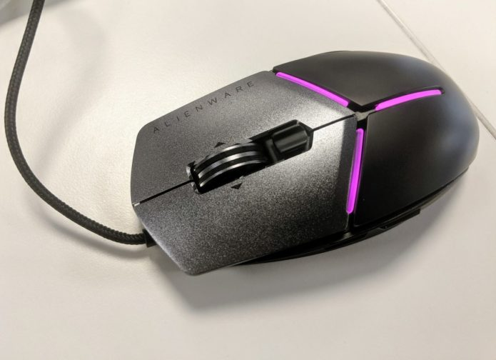 Alienware Elite AW959 Gaming Mouse Review
