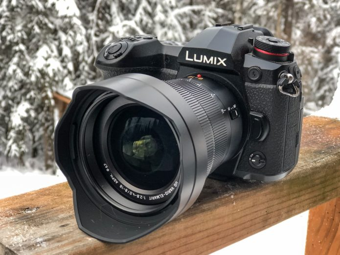 Scotland with an unexpected pair: Panasonic Lumix G9 & S1R