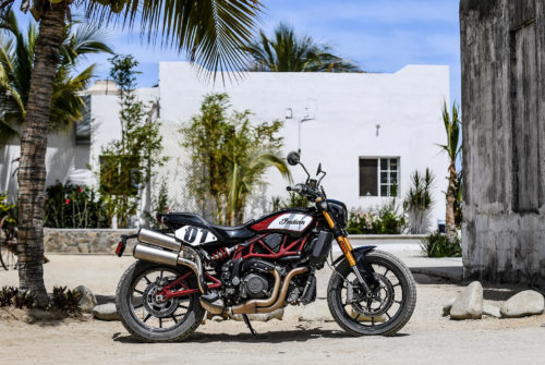2019 Indian FTR 1200 Review: Out With the Old, In With the New