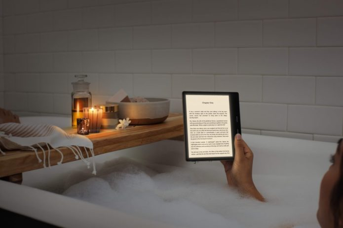 The Kindle Oasis 2019 has a massive display upgrade – but not much else new