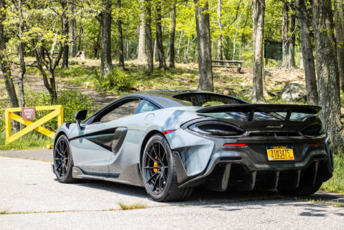 2019 McLaren 600LT Review: A Driver's Car, Not a Supercar