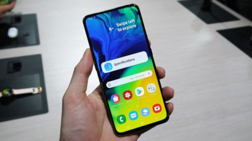 Samsung Galaxy A90 leak lists high-end specs and two different models