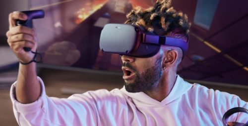 The Oculus Quest is going to warn you less about bumping into things – but it's a good thing