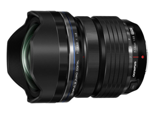 Video Review : Olympus 7-14mm f/2.8 PRO Lens
