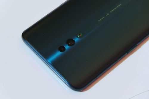 Oppo is about to launch the world's first under-display camera phone – but don't get too excited