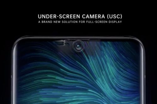 Note 10 put to shame by Oppo's new under-screen selfie camera