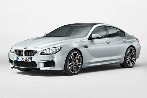 2019 BMW M6 Gran Coupe Review