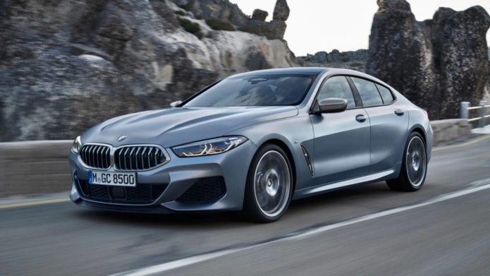 2020 BMW 8 Series Gran Coupe official: 4 doors and M850i flagship