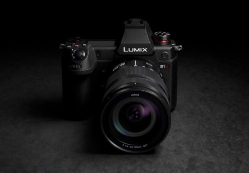 The Panasonic S1H is the 6K video monster of mirrorless cameras