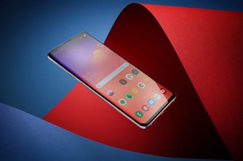 The Galaxy S10 is getting a makeover – and it looks awesome