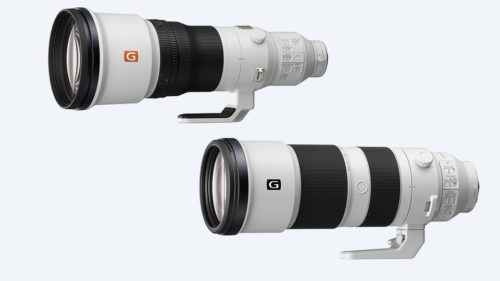 Hands-on with new Sony FE 600mm F4 GM OSS and FE 200-600mm F5.6-6.3 G OSS