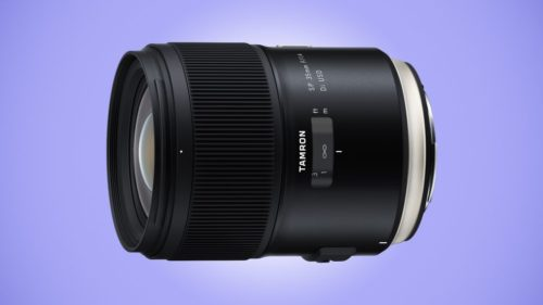 Tamron makes its SP 35mm f/1.4 Di USD official
