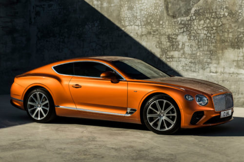 2020 Bentley Continental GT V8 first drive review: A more athletic grand tourer