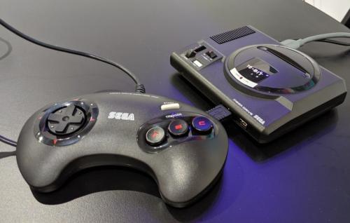 Sega Mega Drive Mini Hands-on review