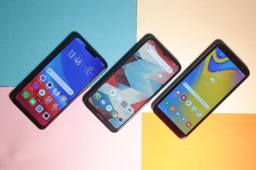 Budget Phone Triple Comparo: Huawei Y7 Pro 2019 vs OPPO A3s vs Samsung Galaxy J6+